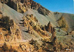 26151. Postal LE COL D'IZOARD (Briancon) Hautes Alpes. Le Casse Deserte - Briancon