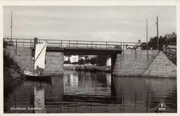Grundsund Kanalbron/ Channel Bridge - Sweden