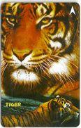 Singapore - Animals - Tiger - 169SIGD99 - 1999, Used - Singapore