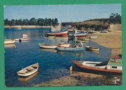 CPSM MORBIHAN 19/238 - La Bretagne En Couleurs, Le Golfe De Vannes, SÉNÉ Et Son Port - Vannes