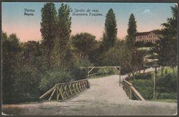 Морската Градина, Варна, България, C.1910 - Blaskoff Postcard - Bulgaria