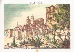 62-Cefalù-Palermo-Sicilia-La Cattedrale (versione Antica Di Giuseppe Cimino)-Nuova-Neuveau-New - Palermo