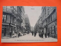 CPA Paris 11 ème Rue Du Chemin Vert Prise De La Rue Guilhem - Distretto: 11