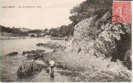 83GIE3- GIEN - Les Rochers Du Niel - France