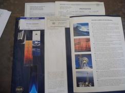 Document Publicitaire - Devis - Cartes De Visite - NUS- National Utility Services - Ruel-Malmaison - SRC Telecom - - Old Paper