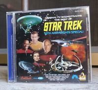 The Best Of Star Trek - 30 Anniversario - Musiche Dalle Serie TV - CD Originale - Soundtracks, Film Music