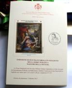 SMOM 2017 - MAESTRI DELLA PITTURA  , OFFICIAL BULLETTIN - Malte (Ordre De)