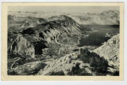 BOKA  KOTORSKA   BOCCHE  DEL  CATTARO  1941       (VIAGGIATA) - Montenegro