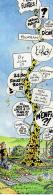 Marque Page Salon BD De AUDINCOURT 2014 Par CAGNIAT - Marque-pages