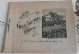 View As Seen Along The Great Northern Railway - Livres, BD, Revues