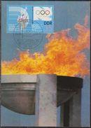 DDR 1985 MK  Nr.2949 Session Des Internationalen Olympischen Komitees ( D 1898 ) Günstige Verandkosten - DDR