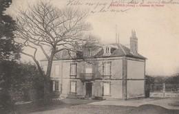 61 - ORGERES - Château Du Hamel - France