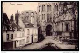 NOYON - Kathedrale - France - Noyon