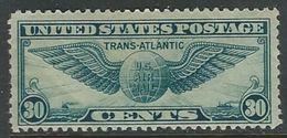 US   1939   Sc#C24  30c Airmail  MH*   2016 Scott Value $12 - Air Mail