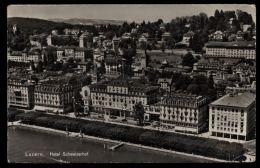 B4277 LUZERN - HOTEL SCHWEIZERHOF - LU Lucerne