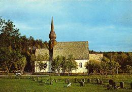 Bodø, Bodin Kirke / Bodin Church - Norway