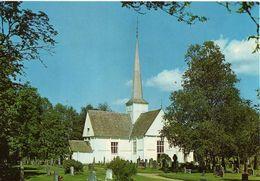 Eidskog Kirke / Church,Matrand - Norway