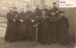 Camp D'internement Holzminden, Groupe De Prêtres, 1ère Guerre Mondiale. Lager Holzminden. - Holzminden