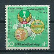 1974 Saoedi-Arabië 100 Years UPU Used/gebruikt/oblitere - Saoedi-Arabië