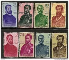 1960-ED.1298/05-Descubridores-NUEVO-sinfijasellos - 1931-Hoy: 2ª República - ... Juan Carlos I