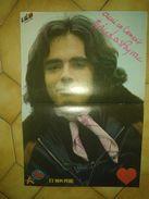 Poster Nicolas Peyrac (podium Mars 1976) - Plakate & Poster