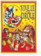 CPM VIVE LE CIRQUE Format 15x10,5 Cm - Zirkus