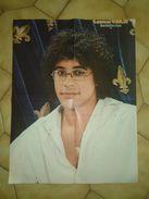 Poster Laurent Voulzy Johnny Hallyday Hit - Manifesti & Poster