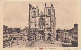Cp , 44 , NANTES , La Cathédrale - Nantes