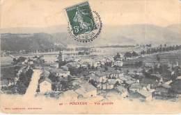 88 - POUXEUX ELOYES : Vue Générale - CPA - Vosges - Pouxeux Eloyes