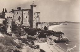 POSTAL DEL CASTILLO DE TAMARIT  (RAYMOND) TARRAGONA - Tarragona