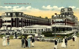 ATLANTIC CITY / HOTEL SHELBURNE / A 61 - Atlantic City