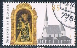 2016  Shrines Of Europe  (Altötting) - Used Stamps
