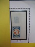 Timbre Non Dentelé   N° 269  5 ème Anniversaire De La Banque Africaine   1969 - Mauritania (1960-...)