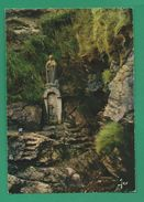 CPM MORBIHAN 23/242 - La Bretagne En Couleurs, SAINT GILDAS DE RHUYS, La Statue De St Gildas - Sonstige Gemeinden