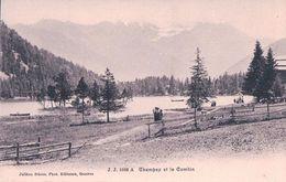 Champex Et Le Combin (1083) - VS Valais