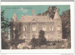 62 HUCQUELIERS LE CHATEAU CPA BON ETAT - Francia