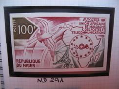 Timbre Non Dentelé   N° 291  UAMPT    1973 - Nigeria (1961-...)