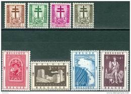 N° 900-907 XX- 1952 - Unused Stamps