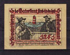 Notgeld, Baugenossenschaft Eigenheim Pries Friedrichsort, 25 Pfg (42859) - Lokale Ausgaben