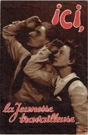 ICI, Jeunesse Travailleuse . Ed. Jociste. J.O.C. Jeunesse Ouvrière Chrétienne. Brochure Avec Nombreuses Photos. - Politique