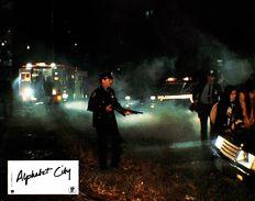 Affiche Du Film Alphabet City - Fotos