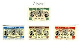 ALBANIA, Cinderellas, * MLH, F/VF - Albanie