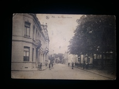 Ath - Rue Isidore Hotton TOP Feldpost 1917 - Ath