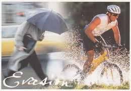 FRANCE - CP ENTIER POSTAL SERIE PASSION VTT - EVASION /5 - Mountain Bike