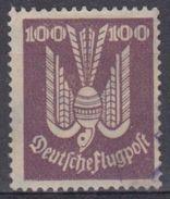 ALEMANIA IMPERIO 1927 Nº A-24 - Luftpost