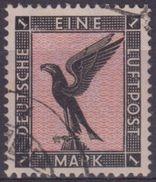 ALEMANIA IMPERIO 1926/27 Nº A-32 USADO - Luftpost
