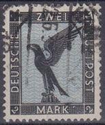 ALEMANIA IMPERIO 1926/27 Nº A-33 USADO - Luftpost