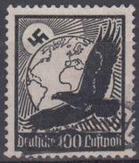 ALEMANIA IMPERIO 1934 Nº A-51 USADO - Luftpost