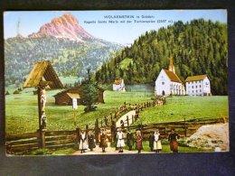 TRENTINO ALTO ADIGE -BOLZANO -SELVA VALGARDENA -F.P. LOTTO N°611 - Bolzano (Bozen)