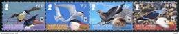 South Georgia 2012 - Oiseaux Marins Wwf - 4v  Neufs*** (MNH) - Géorgie Du Sud